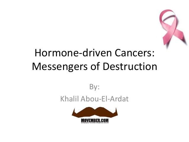 hormone driven invasive breast cancer