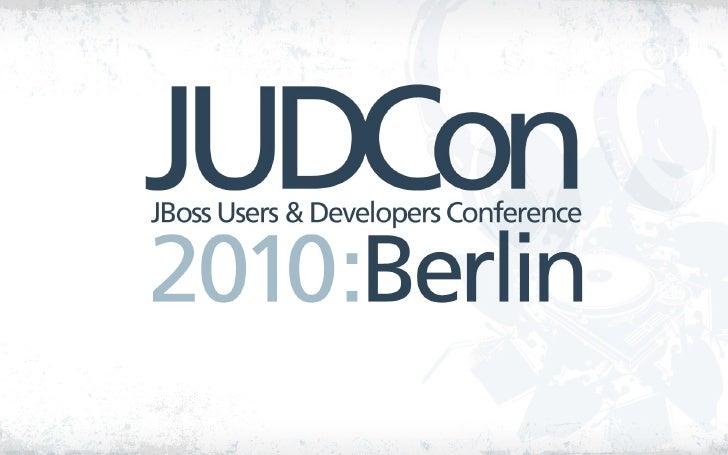 HornetQ & the Web - JUDCon Berlin 2010