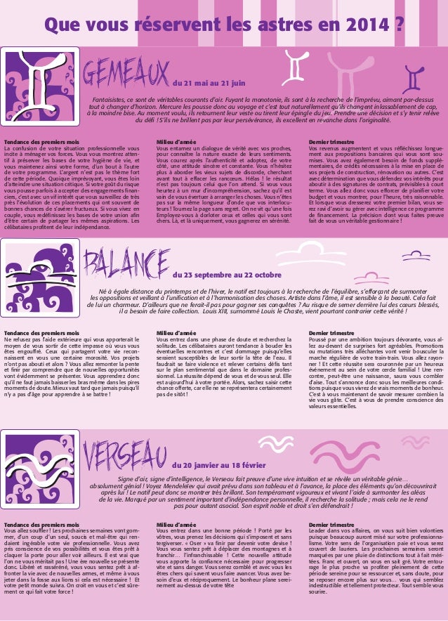 Horoscope 2014 Slide 3