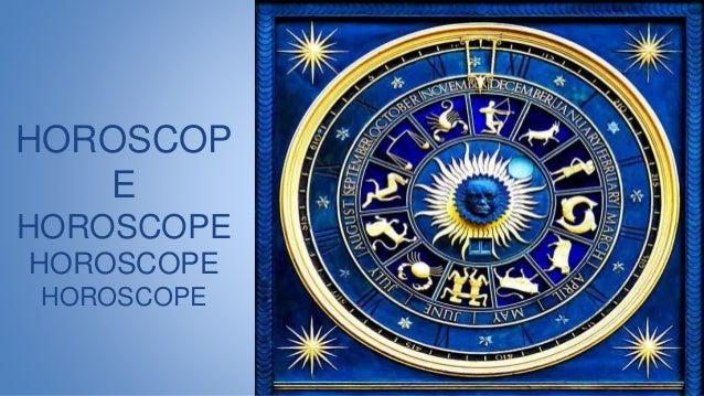 HOROSCOP E HOROSCOPE HOROSCOPE HOROSCOPE