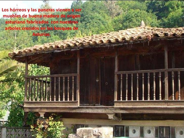 Horreos asturianos Slide 2