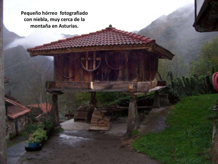 Horreos asturianos Slide 3