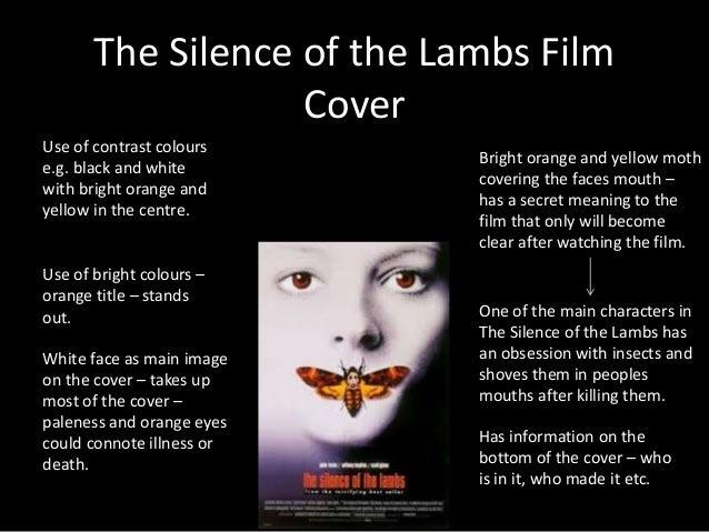 Horror film cover ideas