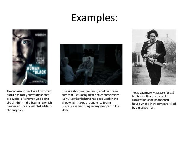 Insidious Examples