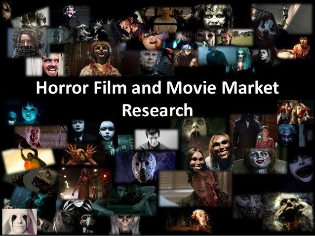Enjoying Horror Research essay