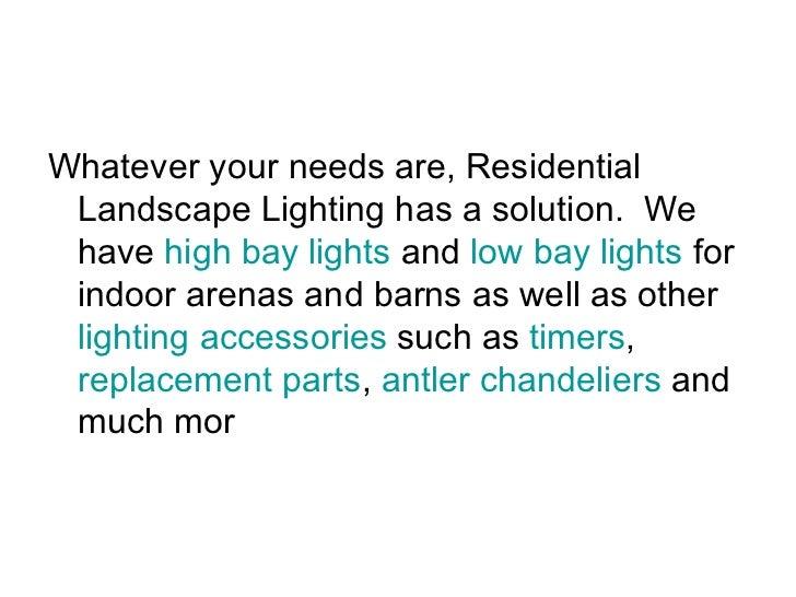 sc 1 st  SlideShare & Horse arena lighting azcodes.com
