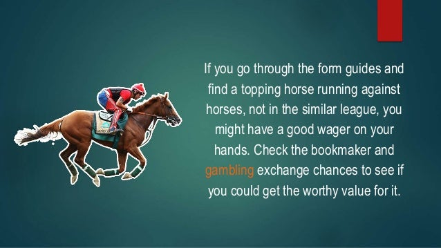 Good form in running betting how to use free play balance on sports betting