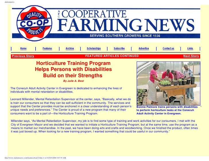 alafarmnews                  Home                        Features                    Archive         Scholarships   Subscr...