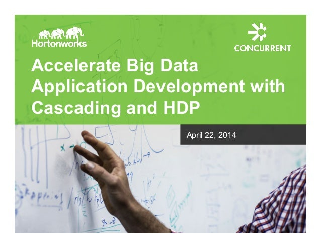 Page 1 Accelerate Big Data Application Development with Cascading and HDP April 22, 2014