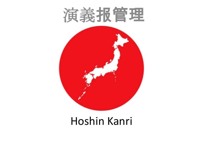 演義报管理Hoshin Kanri