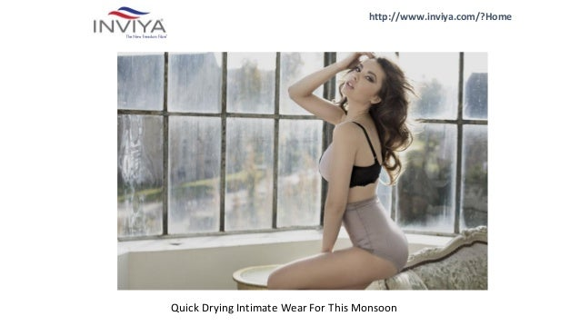 http://www.inviya.com/?Home Quick Drying Intimate Wear For This Monsoon