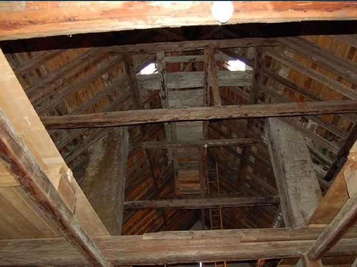 2c. L'achèvement de l'hospice Vol des barreaux aux fenêtres Le bois de charpente