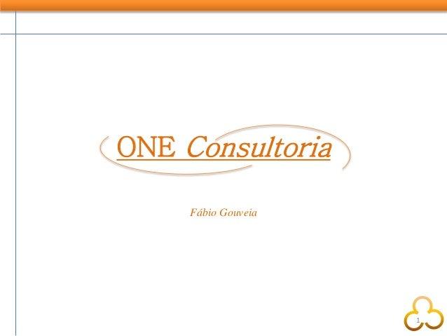 Fábio Gouveia ONE Consultoria 1