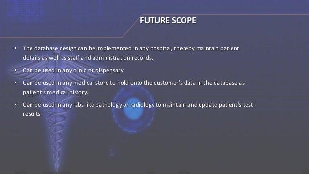 Hospital database management system (1)