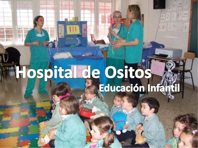 Hospital de ositos