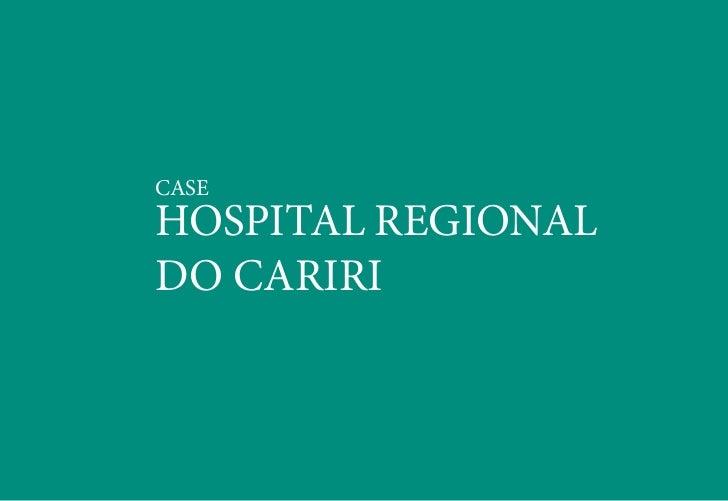 CASEHOSPITAL REGIONALDO CARIRI