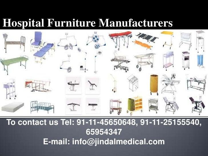 Hospital Furniture ManufacturersTo ...