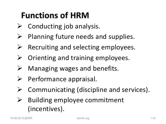 the importance of strategic human resource management in ravi behls organization Organized in 5 units the end-semester university evaluation shall cover the entire syllabus prescribed for the course for university evaluation (written 306 hr performance management 3 iii 30 20 50 100 403 hr industrial relations 3 iv 30 20 50 100 404 hr strategic human resource management 3 iv 30.