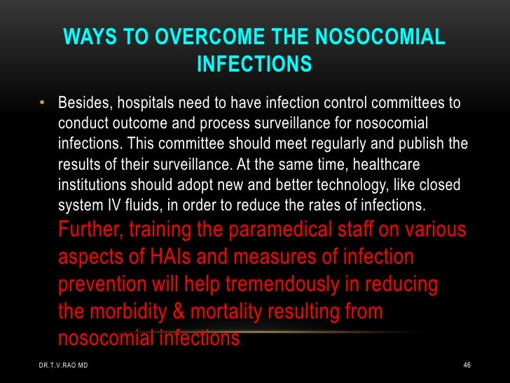 thesis on hospital acquired infections 1 bachelor's thesis hospital acquired infections: focus on mrsa and vre rahman wahab ajeigbe degree programme in nursing 2010.