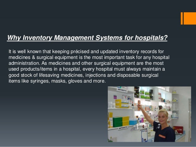 Inventory management software excel