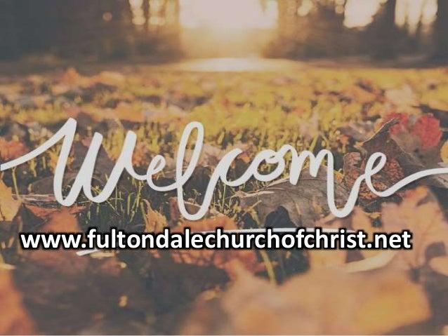 www.fultondalechurchofchrist.net