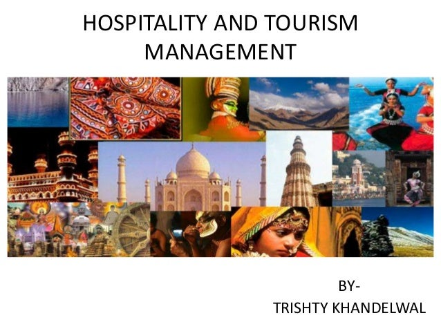 B.S. in Hospitality and Tourism