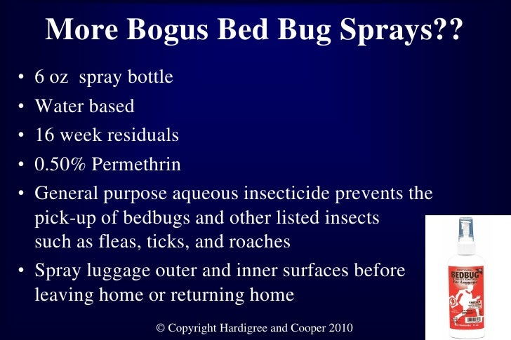 How To Eliminate Dust Mites In Mattress Hospitality Law Conference 2010 - Don't let bed bugs bite you in ...