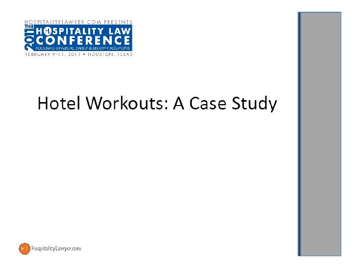 Greenway Hotel Case Study Case Study Solution & Analysis