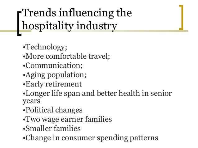 negative and positive impact of hospitality industry Our industry-level 'replaceability' index strongly predicts increased robot use from 1993-2007  although we do not find evidence of a negative impact of.