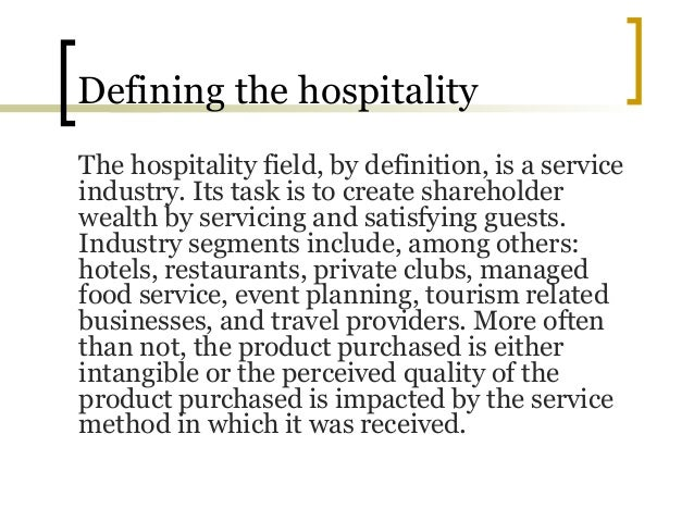 hotel management definition of hotel management by the