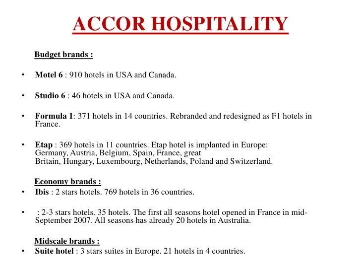 Frankfinn Hospitality Presentation