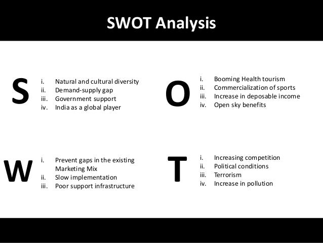 swot analysis for starwood hotels Strengths luxury brand positioning – starwood hotels & resorts worldwide inc 's strategy focuses on the development of lifestyle brands at affordable prices and.