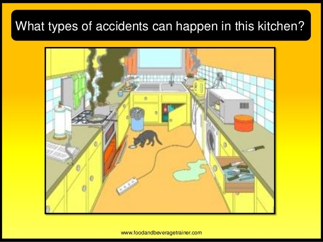 Food Safety What S Wrong With This Kitchen