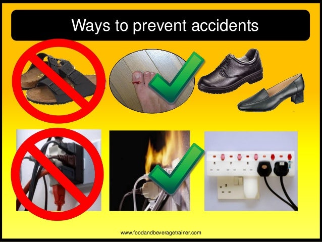 10 ways to prevent accident Preventing major accidents in the accident on average every 2 to 3 years from enterprise to asset level with over 50 clients over the last 10.