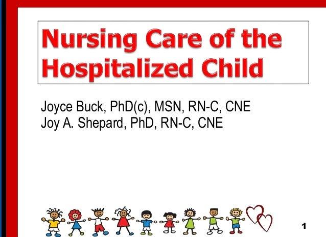 1 Joyce Buck, PhD(c), MSN, RN-C, CNE Joy A. Shepard, PhD, RN-C, CNE