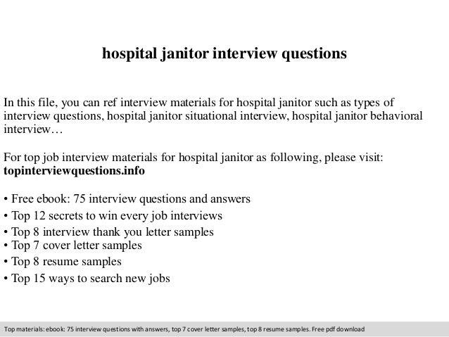 Resume Sample Janitor Cv Cover Letter Design Example Good Resume Template.  Janitorial Cover Letter