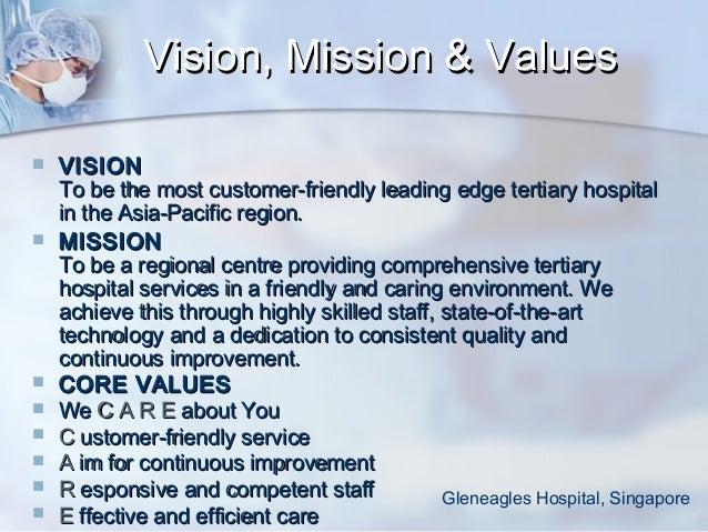 university consultation and treatment center mission vision and values Mission, vision and values mission, vision and values  loma linda university medical center named a best hospital for 2018-19 and high performing in seven .
