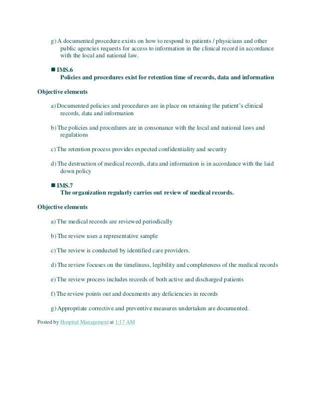44 ga documented procedure