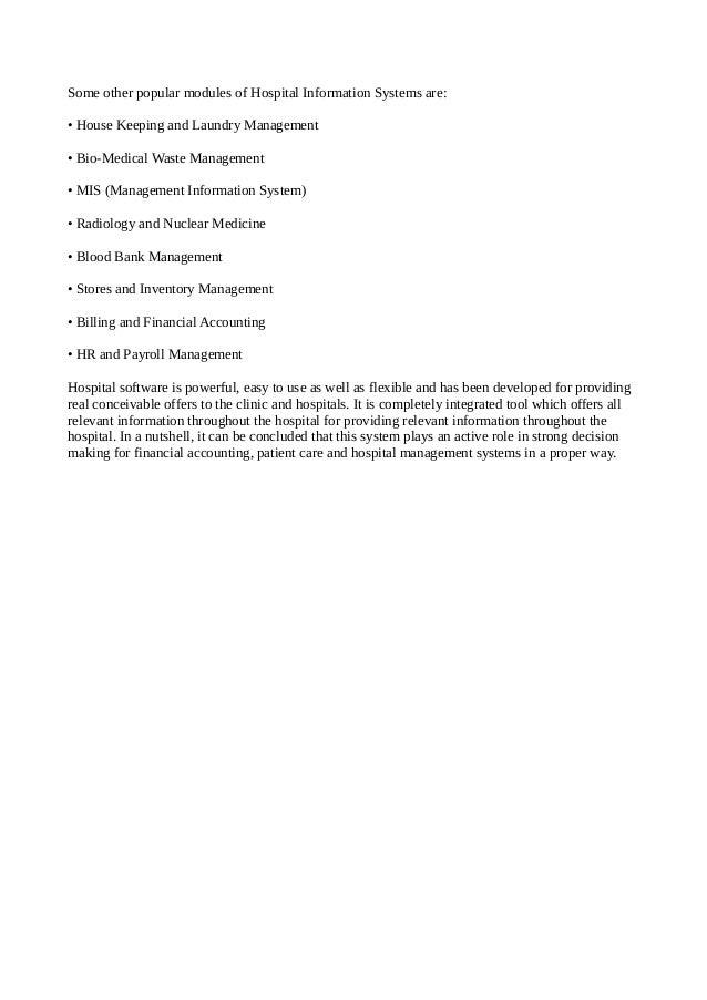 Hospital Management System Software Cloud Based Web