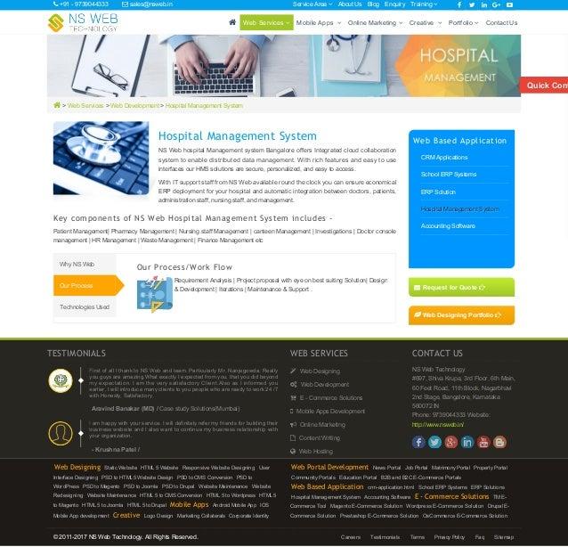 Hospital management system| hospital management system