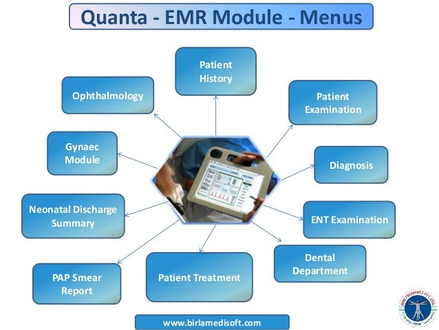Hospital management system software in quanta his
