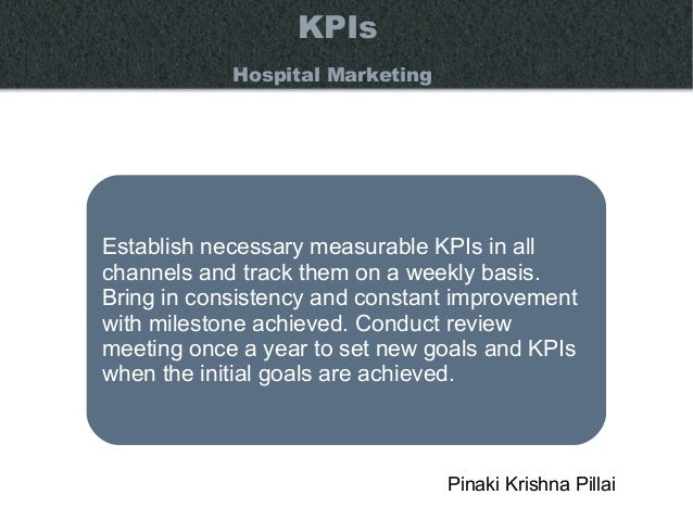 hospital marketing Healthcare kpmg brandvoice  what marketing can do for hospitals  marketing theory is driving a shift from provider empowerment to customer empowerment in the past customers did not have .