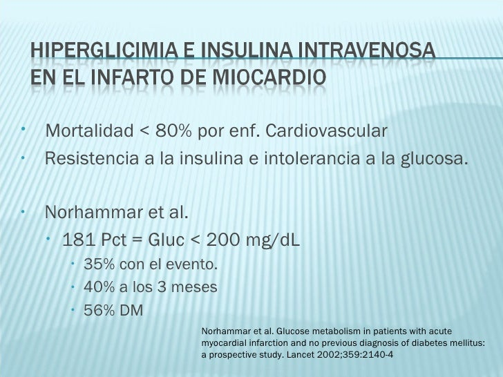 The Hyperglycemia: Intensive Insulin Infusion In ...