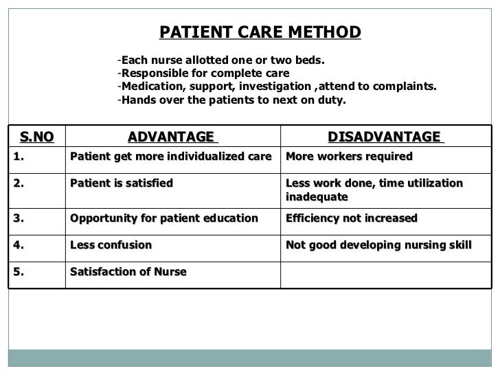 advantages and disadvantages of free health care in hospitals
