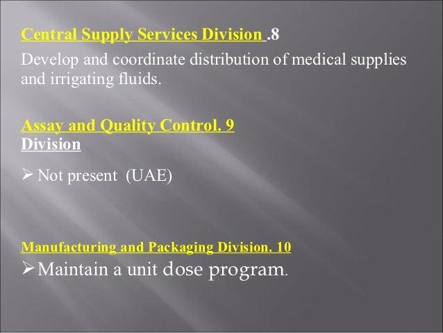 unit dose drug distribution system pdf