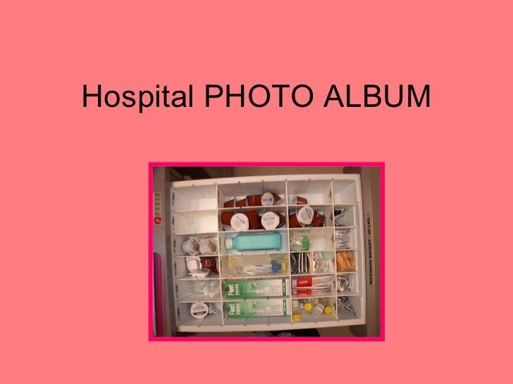 Hospital PHOTO ALBUM