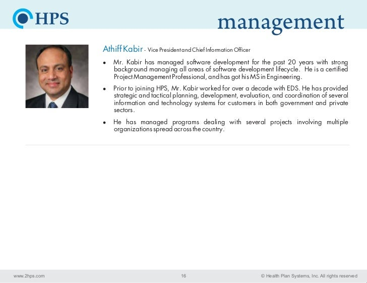 Hps Software Solutions For Hospitals Doctors Amp Practitioners
