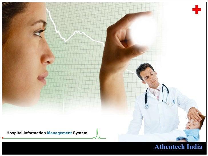 Hospital Information  Management  System Athentech India