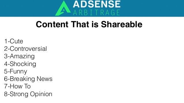 AdSense Arbitrage   Houssem Zaoui