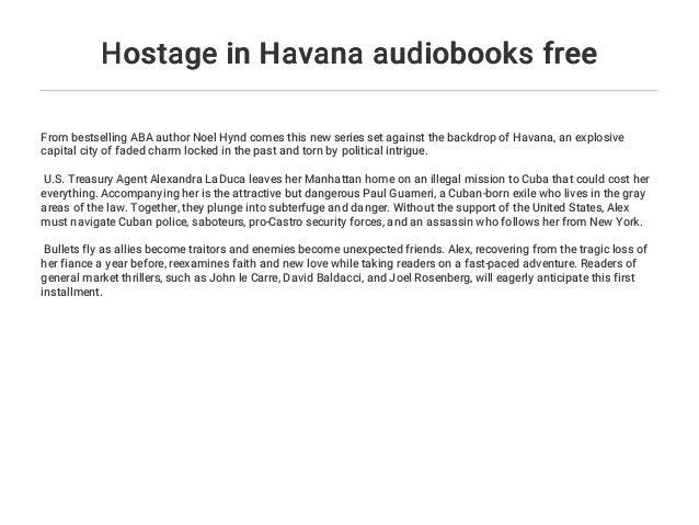 hostage in havana hynd noel